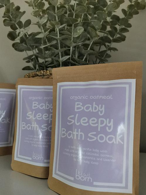 Baby Sleepy Bath Soak