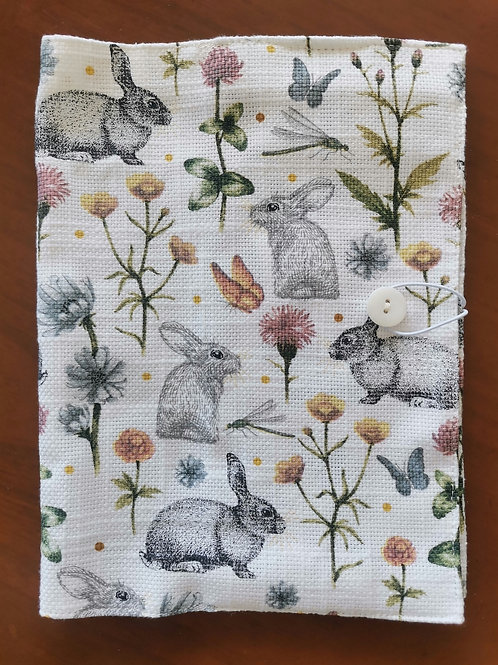 Well Child Plunket Book Cover (Bunny)
