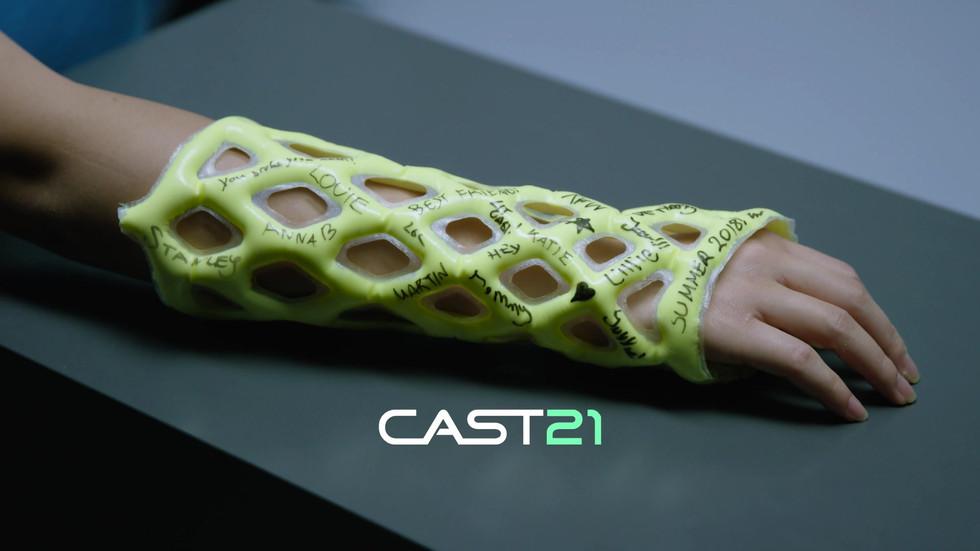 CAST21 - SIGN THE CAST