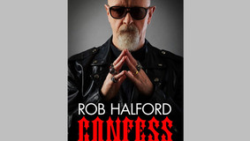 Rob Halford - Confess - a book review