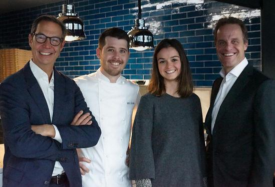 Gigi Cucina & Bar Restaurant Eaux Vives