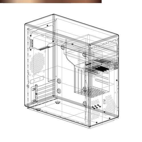12-core Dual Processor Workstation