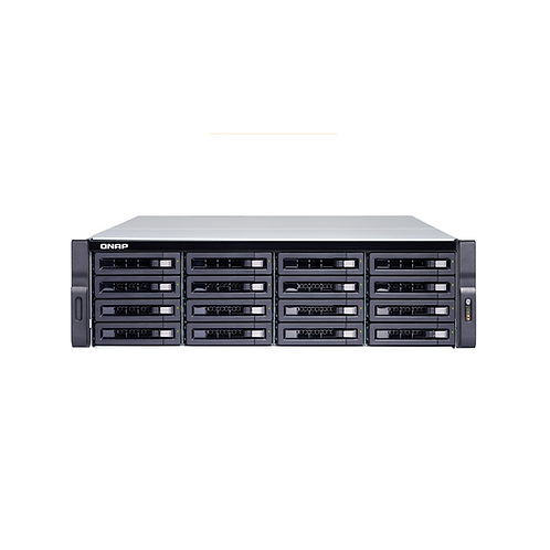 NAS: 112TB Usable | 10GbE Networking