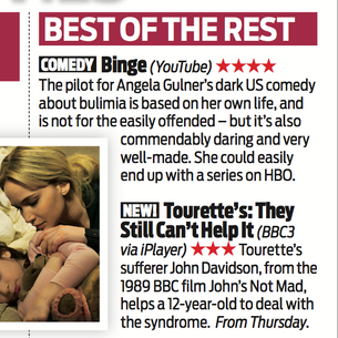 Binge - Best of the Rest Feature