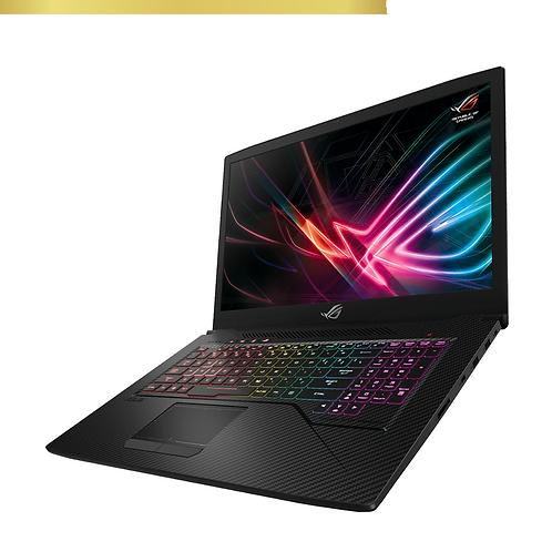 ASUS ROG Laptop - Gold