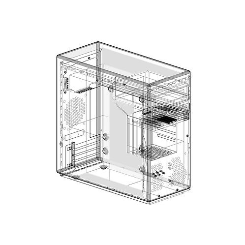 8-Core NVMe Workstation
