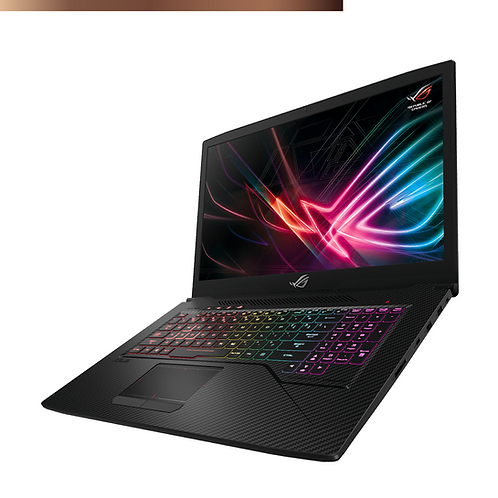 ASUS ROG Laptop - Bronze