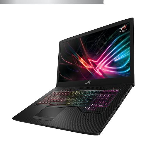 ASUS ROG Laptop - Silver