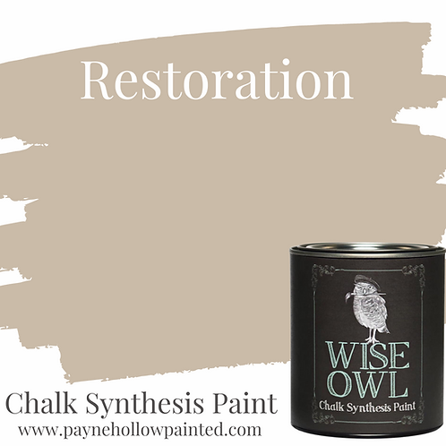 RESTORATION Chalk Synthisis Paint