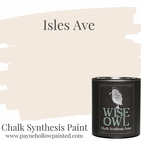 ISLES AVE Calk Synthesis Paint