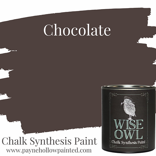 CHOCOLATE Chalk Synthesis Paint