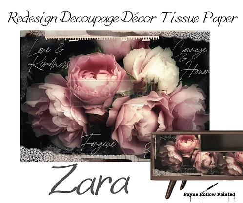 ZARA - Redesign Decoupage Tissue Paper