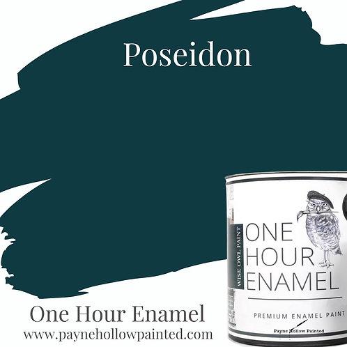 POSEIDON One Hour Enamel