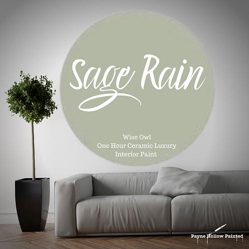 SAGE RAIN One Hour Ceramic FREE SHIPPING!