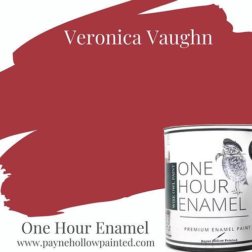 VERONICA VAUGHN One Hour Enamel