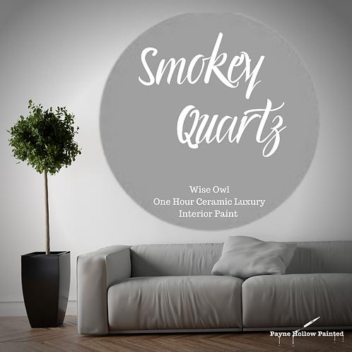 SMOKEY QUARTZ  One Hour Ceramic FREE SHIPPING!