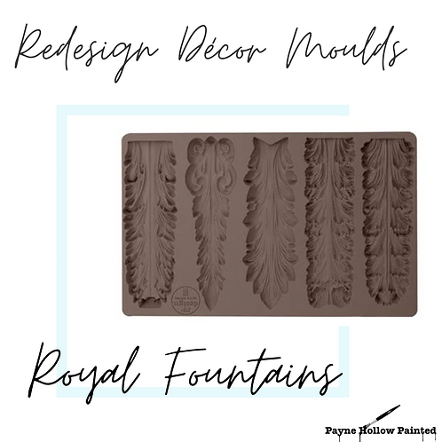 ROYAL FOUNTAINS - Redesign Decor Moulds®
