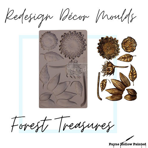 FOREST TREASURES - Redesign Decor Moulds®