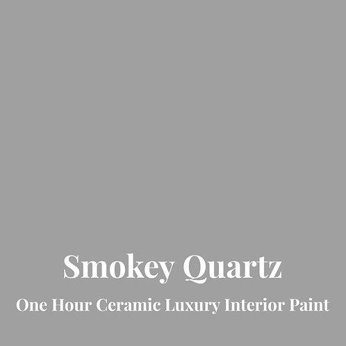 SMOKEY QUARTZ  One Hour Ceramic
