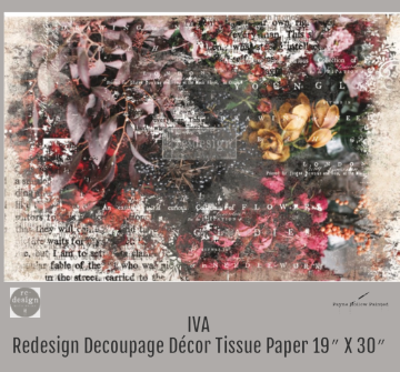 IVA - Redesign Decoupage Paper