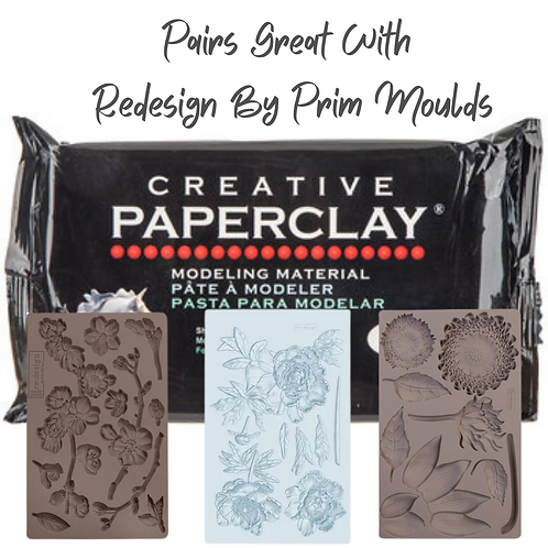 Creative Paperclay® Modeling Material, Perfect Air Dry Clay, 8oz, 16oz
