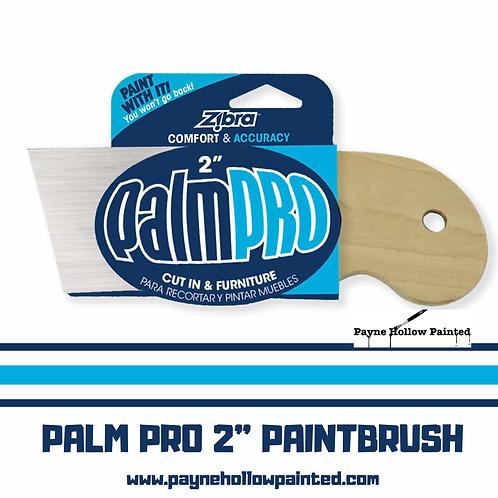 "ZIBRA PALM PRO 2""  PAINTBRUSH"