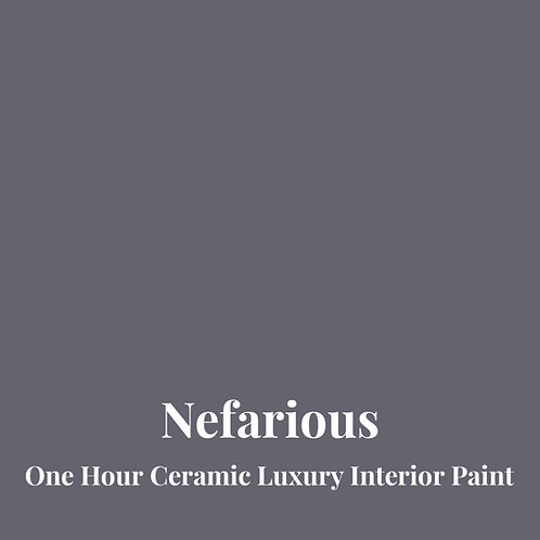 NEFARIOUS One Hour Ceramic FREE SHIPPING!