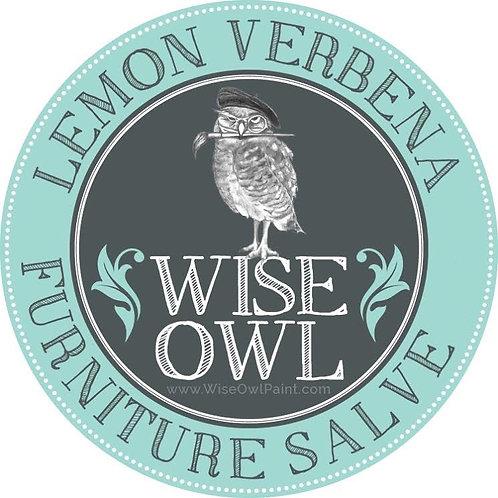 Wise Owl LEMON VERBENA  Furniture Salve