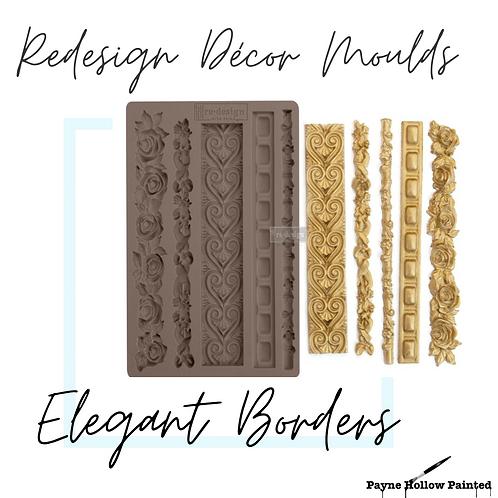 ELAGANT BORDERS - Redesign Decor Moulds®