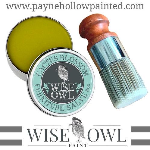 Wise Owl CACTUS BLOSSOM Furniture Salve