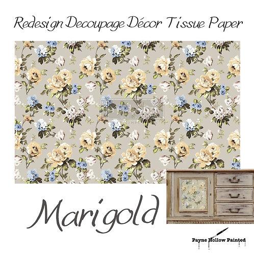 MARIGOLD - Redesign Decoupage Tissue Paper