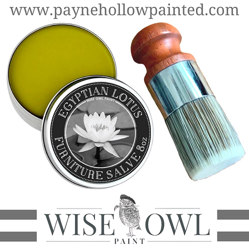 Wise Owl EGYPTIAN LOTUS Furniture Salve