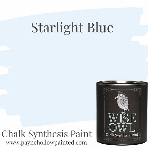 Starlight Blue Chalk Synthesis Paint