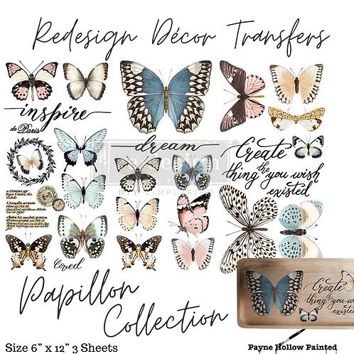 PAPILLON COLLECTION - Redesign Decor Transfer
