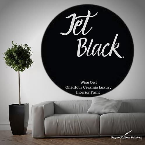 JET BLACK One Hour Ceramic FREE SHIPPING!