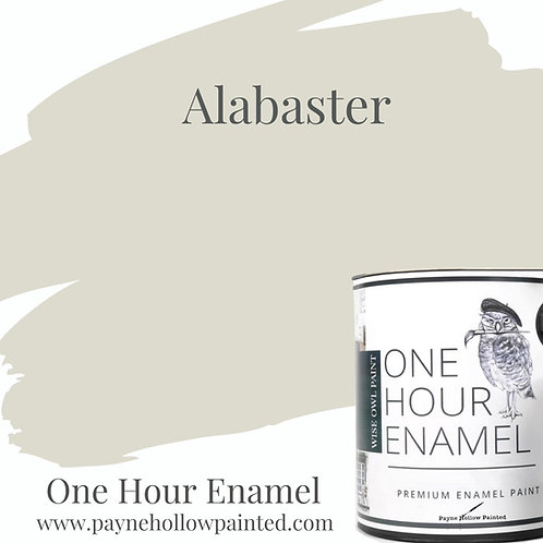 ALABASTER One Hour Enamel