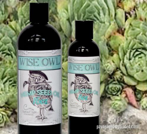 Hemp Seed Oil 16oz