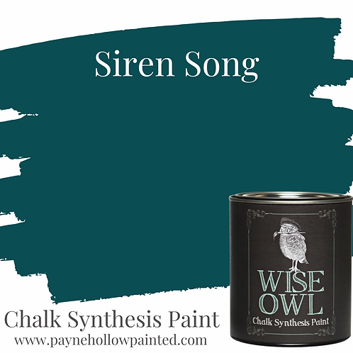 Siren Song Chalk Synthisis Paint