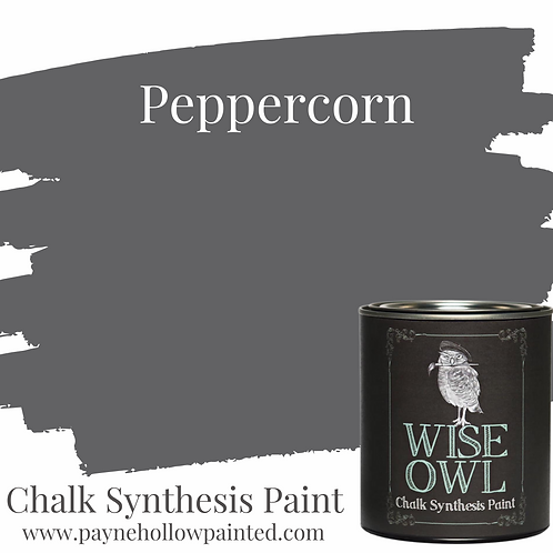 PEPPERCORN Chalk Synthesis Paint