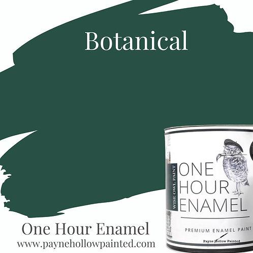 BOTANICAL One Hour Enamel