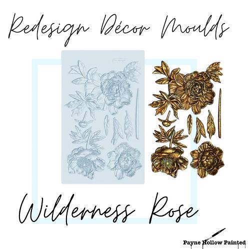 WILDERNESS ROSE - Redesign Decor Moulds®