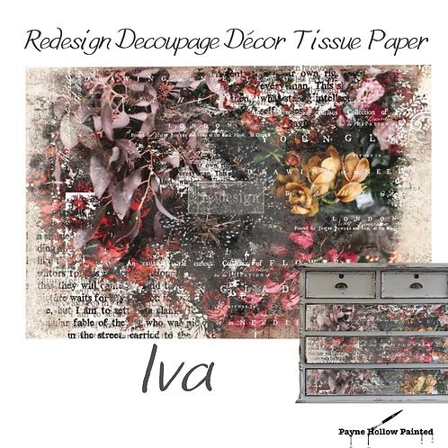 IVA - Redesign Decoupage Tissue Paper