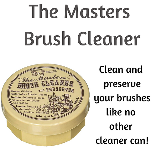General Pencil Company's  Paintbrush Cleaner