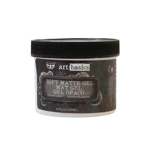 Art Basics, SOFT MATTE GEL 8.5 oz., Decoupage