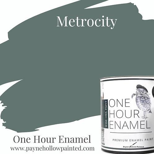 METROCITY One Hour Enamel