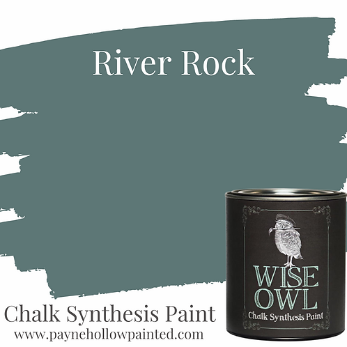 RIVER ROCK Chalk Synthesis Paint