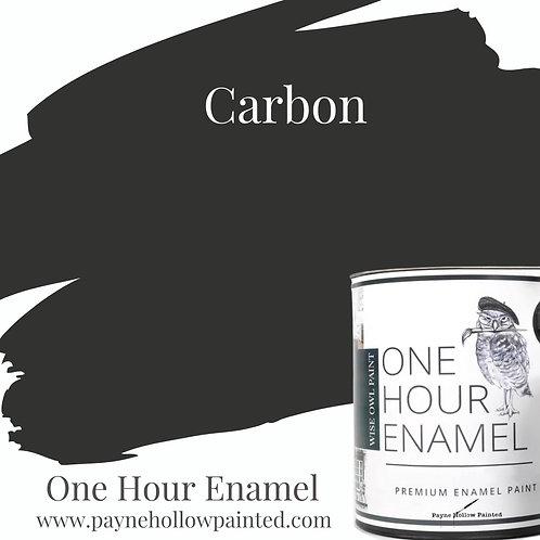 CARBON  One Hour Enamel