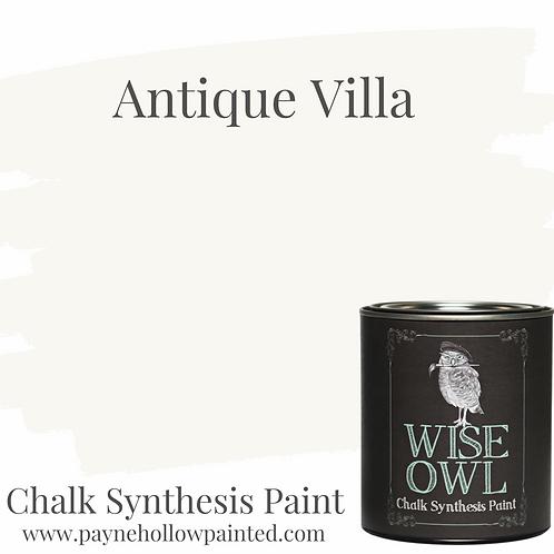 ANTIQUE VILLA  Chalk Synthesis Paint