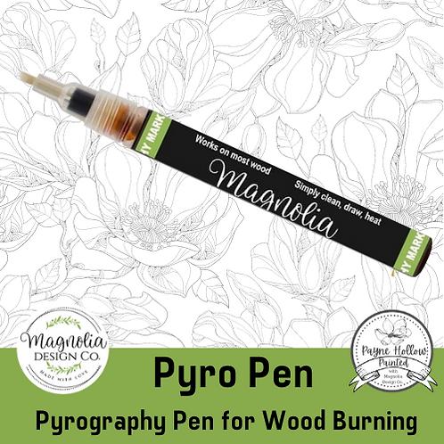 PYRO PEN Magnolia Design Co., Pyrography Pen