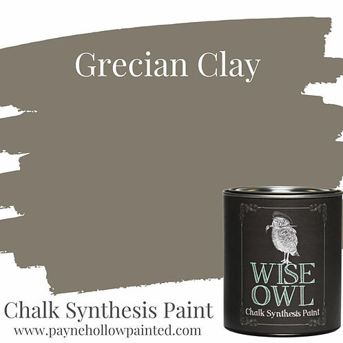 GRECIAN CLAY Chalk Synthesis Paint